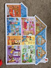 Orchard Toys dolls house 25 piece puzzle
