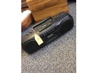 Panasonic FM Stereo RX-FS430