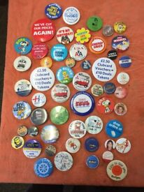 badge collection