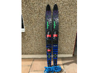 Cut n Jump Pinnacle Water Skis