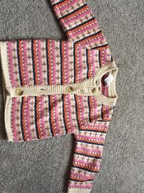 9-12 months coat/jumper/cardigan