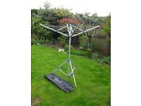 4 arm Rotary Clothes Dryer