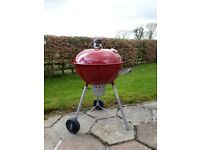 57cm Outback Comet Kettle Charcoal BBQ