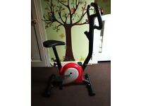 Home Exercise Bike Stationary Cycling Fitness Cardio Aerobic Equipment Gym UK