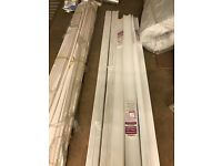 Job lot of Plaster Coving and Polystyrene Coving