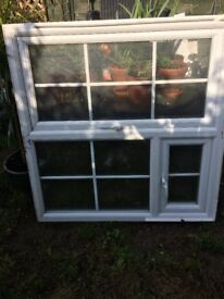 Used but in very good condition Windows - 3 plus 1 door