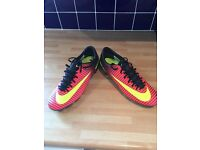 Nike Mecurial Football Boots size 6.5