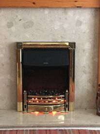 Dimplex Lincoln opti flame electric fire