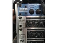 Behringer multicom pro-xl audio interactive processor