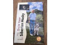 Siberian husky book