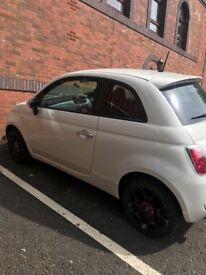 Fiat 500 Street 1.2, 2013