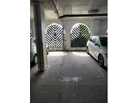 Underground Parking Space in Woolwich for rent. CCTV, Gated, Key FOB entry