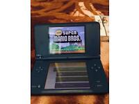 Nintendo DSi XL+20 games.