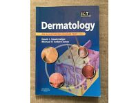 Dermatology An Illustrated Text, like new