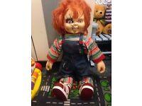 Chucky doll full size