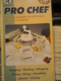 JML Pro Chef