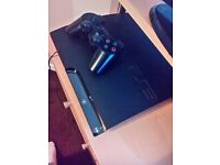 500GB PS3 with 6 games 1 controller