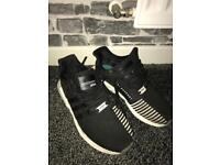 Men's Adidas EQT Support Trainers.