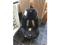 Joie baby car seat.