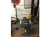 Maxi muscle multi gym for sale!