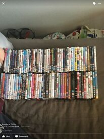 Approx 92 DVD's