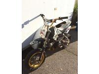 Pit bike 125 thumpstar