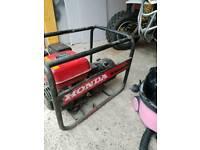 Honda gx160 5.5 generaror