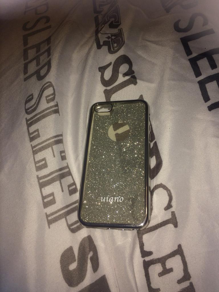 Glitter Iphone 5S case