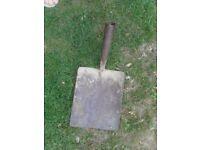 garden shovel head