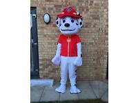 ***Marshall mascot - brand new never worn ***