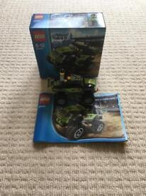 Lego monster truck Lego city