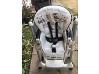 Mamas and Papas Highchair in Excellent Condition