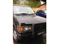 1996 Land Rover Range Rover 2.5 DSE automatic