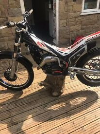 2011 Beta EVO 290 Trials bike - Road Registered - Lovely well cared for bike