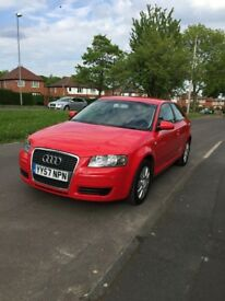 Audi A3 Special Edition 1.6 petrol 2008