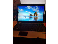 HP Probook 6550B Laptop & Docking/Charging Station