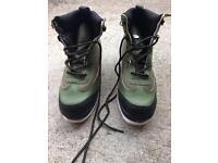 Brand new pair of klobba boots