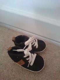 Ralph Lauren infant shoes