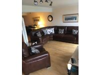 Furnished two bedroom flat on Speirs Wharf, Glasgow