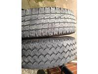 215/70/15 van tyres