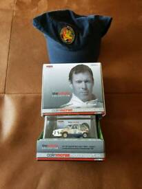 Colin McRae Tribute edition Nova and Baseball cap