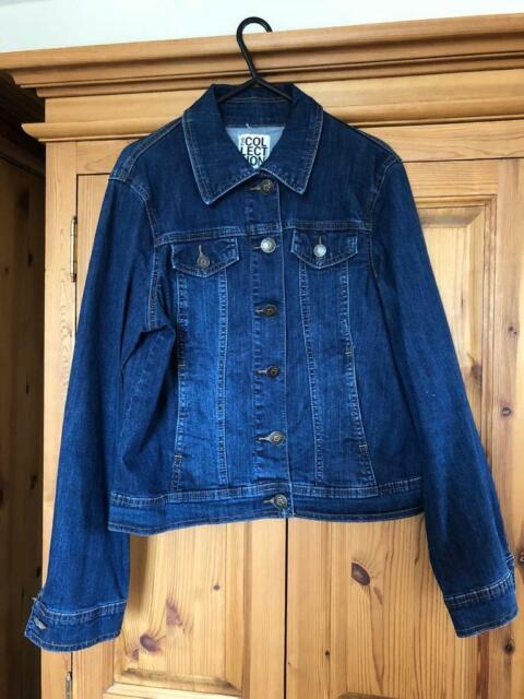 9ca6b8de Debenhams ladies denim jacket size 12 - worn once | in Ipswich ...