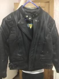 Akito Mercury Plus Ladies motorcycle jacket size 12