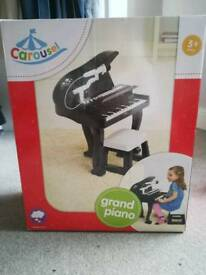 Brand New boxed grand piano 3+