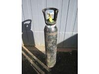 Full 10 Litre Bottle of CO2 Mig Welding Gas