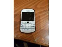 Black Blackberry Bold 9900