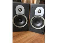 B&W 100w hifi Speakers 🔊