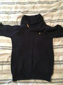 Lyle and Scott men's jumper small