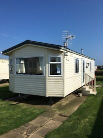 Great value for money double glazed, heated caravan