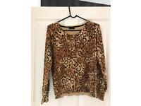 Ladies Guess jumper size 12